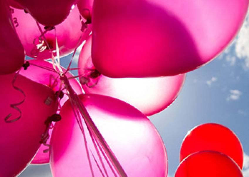 Do you like releasing balloons?